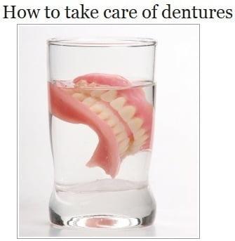 Care Dentures